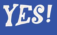 YES! Whangarei logo